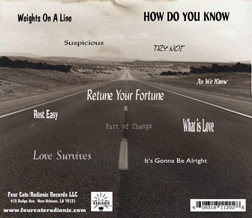 Retune Your Fortune Back Cover