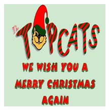 Topcats Xmas Front Cover