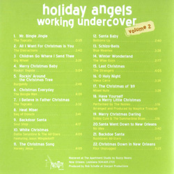 Angel's Place CD back